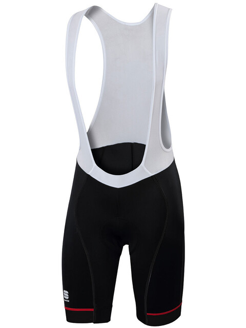 Sportful Giro Bibshort Men black/black/red